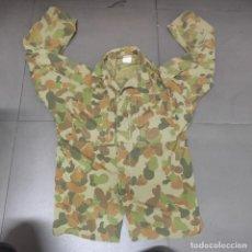 Militaria: CAMISOLA, PARTE SUPERIOR DE UNIFORME DEL EJERCITO DE AUSTRALIA, ESCUDO DE ARMADA AUSTRALIANO,. Lote 276045758