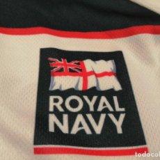 Militaria: MAILLOT CICLISMO DE LA ROYAL NAVY. Lote 284164423