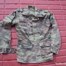 Militaria: CHAQUETA CHUPITA CAZADORA FRANCESA GUERRA ARGELIA. Lote 286954088