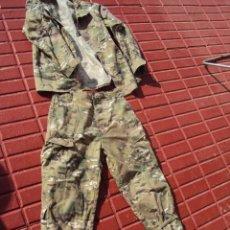 Militaria: UNIFORME CAMUFLAJE MULTICAM. Lote 286956743