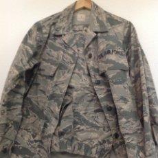 Militaria: UNIFORME GUERRERA Y PANTALÓN MILITAR U.S. AIR FORCE EE.UU. Lote 292952798