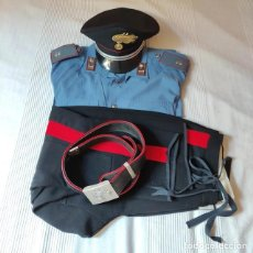 Militaria: UNIFORME CARABINERO ITALIANO (MOTORIZADO). Lote 296817488