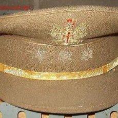 Militaria: GORRA CAPITÁN, ÉPOCA JUAN CARLOS. Lote 12026624
