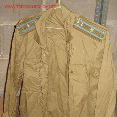 Militaria: CAMISA CAQUI RUSA.. Lote 5662148