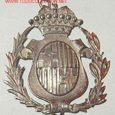 Militaria: ESCUDO DE 3.3 CMS. Lote 10332510