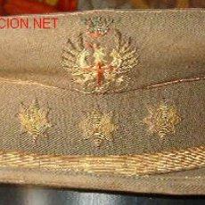 Militaria: GORRA PLATO CORONEL. Lote 13218456