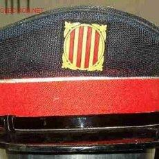 Militaria: GORRA PLATO MOZOS ESCUADRA DE VERANO.. Lote 25446469