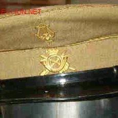 Militaria: GORRA PLATO INFANTERIA, MUSICO. Lote 11568332