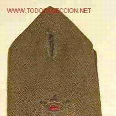 Militaria: HOMBRERA CON ÁGUILA BORDADA. Lote 1692509