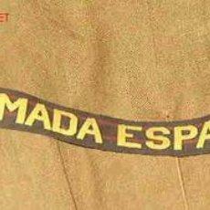 Militaria: CINTA LEPANTO, ARMADA ESPAÑOLA. Lote 17144754