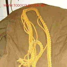 Militaria: CORDONES DE GALA. Lote 18462168