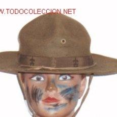 Militaria: GORRO DE LOS BOY'S SCOUTS NORTEAMERICANOS.AÑOS 30-40.. Lote 1980401