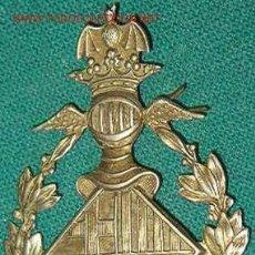 Militaria: CHAPA DE GORRA DE POLICIA URBANA DE BARCELONA. Lote 5259617