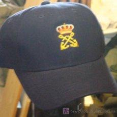 Militaria: GORRA AJUSTABLE MARINA MERCANTE. Lote 25803279