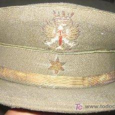 Militaria: GORRA DE ALFEREZ, ÉPOCA DE FRANCO. Lote 3205011
