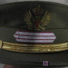 Militaria: GORRA DE SARGENTO ESPECIALISTA, ÉPOCA DE JUAN CARLOS. Lote 25858695