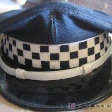 Militaria: GORRA DE POLICIA MUNICIPAL CATALUNYA. Lote 3211696