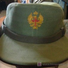 Militaria: GORRA DE FAENA AÑOS 80. Lote 12516855