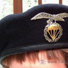 Militaria - BOINA BRIGADA PARACAIDISTA, BRIPAC articulo nuevo talla 53 - 77873355