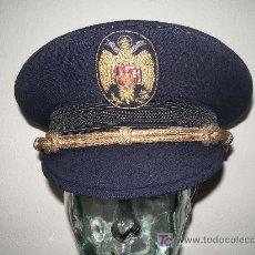 Militaria: GORRA JERARQUIA FALANGE - MOVIMIENTO NACIONAL. Lote 5988214