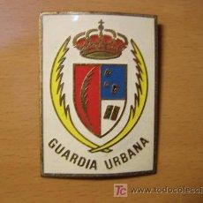 Militaria: PLACA CENTRAL PARA CINTURÓN DE GUARDIA URBANA.. Lote 4306147