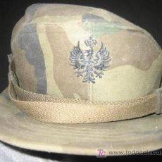 Militaria: GORRA DE FAENA, TALLA 56. Lote 4336509