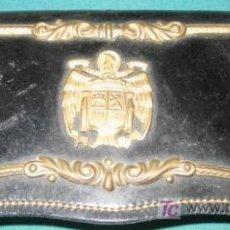 Militaria: CARTUCHERÍN DE GALA. Lote 18587346