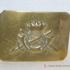 Militaria: HEBILLA DE INFANTERIA. Lote 5607311