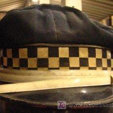 Militaria: GORRA PLATO PÓLICIA MUNICIPAL. Lote 6124117