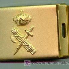 Militaria: ESPAÑA: HEBILLA GUARDIA CIVIL. EPOCA ACTUAL.. Lote 206876192