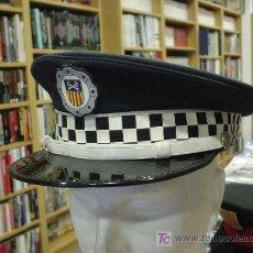 Militaria: ESPAÑA. GORRA DE PLATO. POLICÍA MUNICIPAL. CATALUNYA.. Lote 6296172