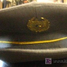 Militaria: GORRA DE PLATO. Lote 7395841