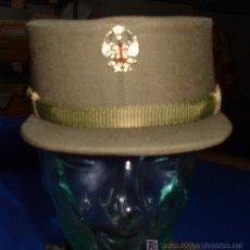 Militaria: GORRA MONTAÑERA EJERCITO DE TIERRA. Lote 119097088