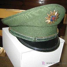 Militaria: GORRA DE PLATO ALEMANA. Lote 27485067