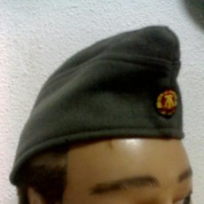 Militaria: EL GORRO DEL EJÉRCITO SOCIALISTA ALEMÁN. Lote 7980881