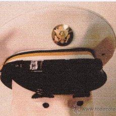 Militaria: USA - GORRA PLATO POLICIA MILITAR. Lote 27277321