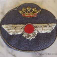 Militaria: GALLETA PARA GORRA DEL EJERCITO DEL AIRE, EPOCA ANTERIOR.. Lote 27096513