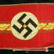 Militaria: BRAZALETE DE KREISLEITUNG DEL NSDAP. CON VIVO BLANCO Y BORDADO EN GRAN CALIDAD.. Lote 210576378