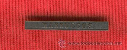 PASADOR MARRUECOS COBRE (Militar - Otros relacionados con uniformes )