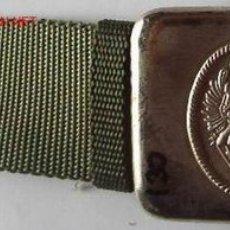Militaria: CINTURÓN VERDE DE PARACAIDISTA, JCI. Lote 8675076