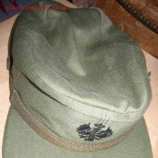 Militaria: GORRA DE FAENA, TALLA 55. Lote 1808893