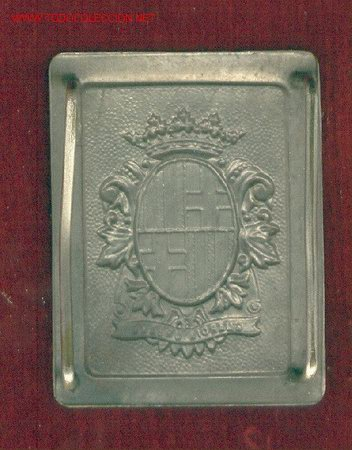 Militaria: 5 HEBILLAS GUARDIA URBANA DE BARCELONA - Foto 2 - 198291806