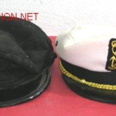Militaria: DOS GORRAS. Lote 27143505