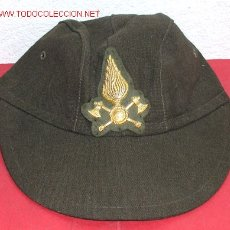 Militaria: GORRA MILITAR. Lote 2555911