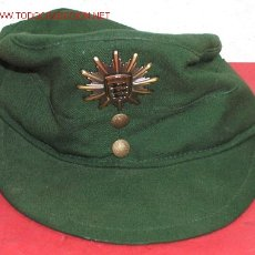 Militaria: GORRA . Lote 2555922