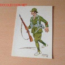 Militaria: UNIFORMES LEGIONARIOS, LEGION. Lote 24988942