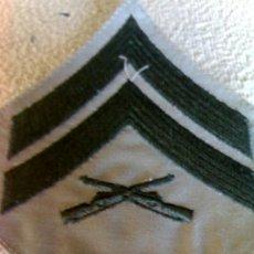 Militaria: USMC GALON MARINES VERDE. Lote 9820249