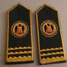 Militaria: HOMBRERAS CUERPO DE PRISIONES. Lote 27313901