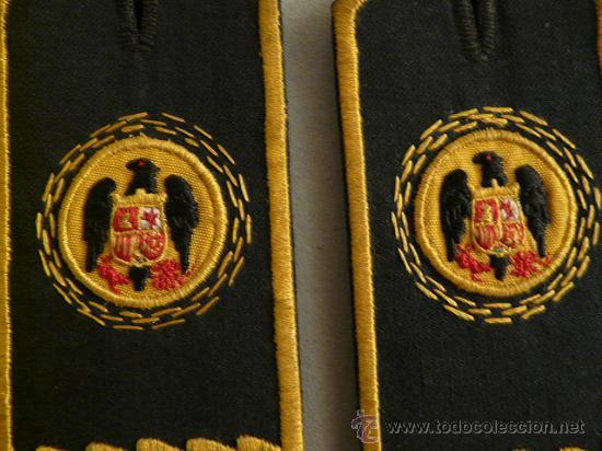 Militaria: HOMBRERAS CUERPO DE PRISIONES - Foto 2 - 27313901