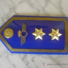 Militaria: AVIACION, PAREJA DE PALAS, ( 2 ). Lote 27039392
